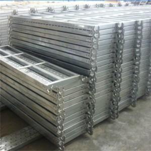 Pre-galvanized Scaffolding Plank Q235