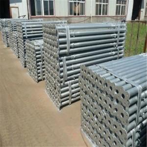 galvanized adjustable steel props