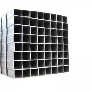 Square Tube 100×100 Galvanized