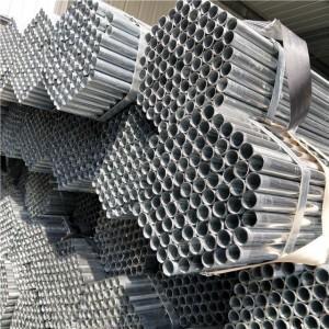 Bs1387 Pre-Galvanized Steel  Pipe