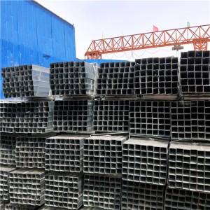 Galvanized Building Material Square Tube