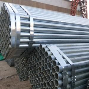 Galvanized Steel Pipe Manufacturer