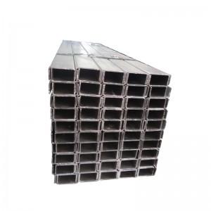 C Channel Steel Dimensions U Channel Steel