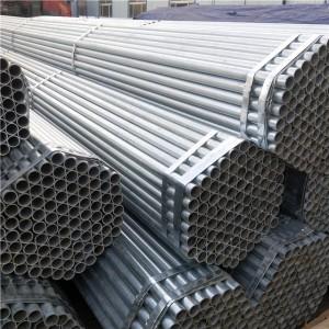 Hot Dip Galvanized Steel Pipe Factory - China Hot Dip Galvanized