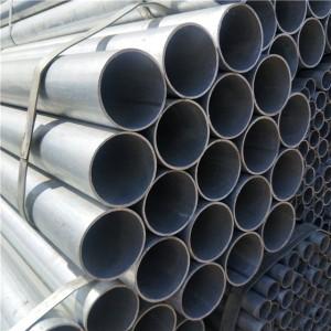 Pre Galvanized Round Steel Pipe Price