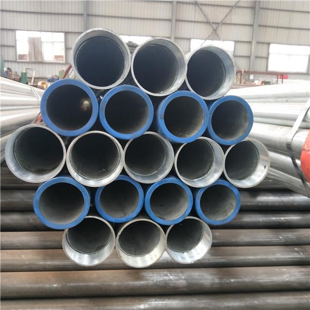 thread galvanized steel pipe